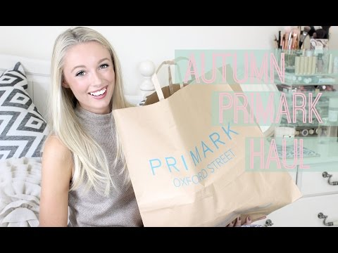 PRIMARK HAUL AUTUMN 2015!  Fashion & Beauty   |   Fashion Mumblr