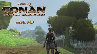 Age of Conan with MJ: An anniversary in Hyboria