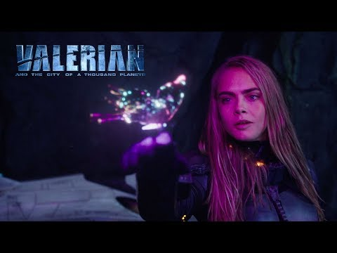 "Valerian and the City of a Thousand Planets | ""Bang"" TV Commercial 
