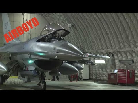 F-16 Preflight And