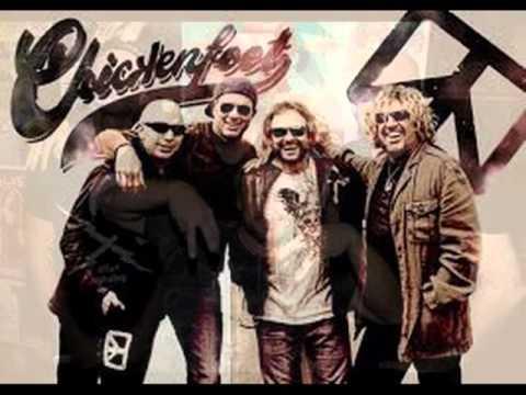 CHICKENFOOT . AVENIDA REVOLUTION . I LOVE MUSIC . SARC65