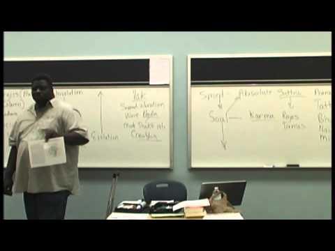 21 Lessons of Metaphysics, The Foundation of Mystic & Yogic Teachings - Class 8 by Nehemiah Davis