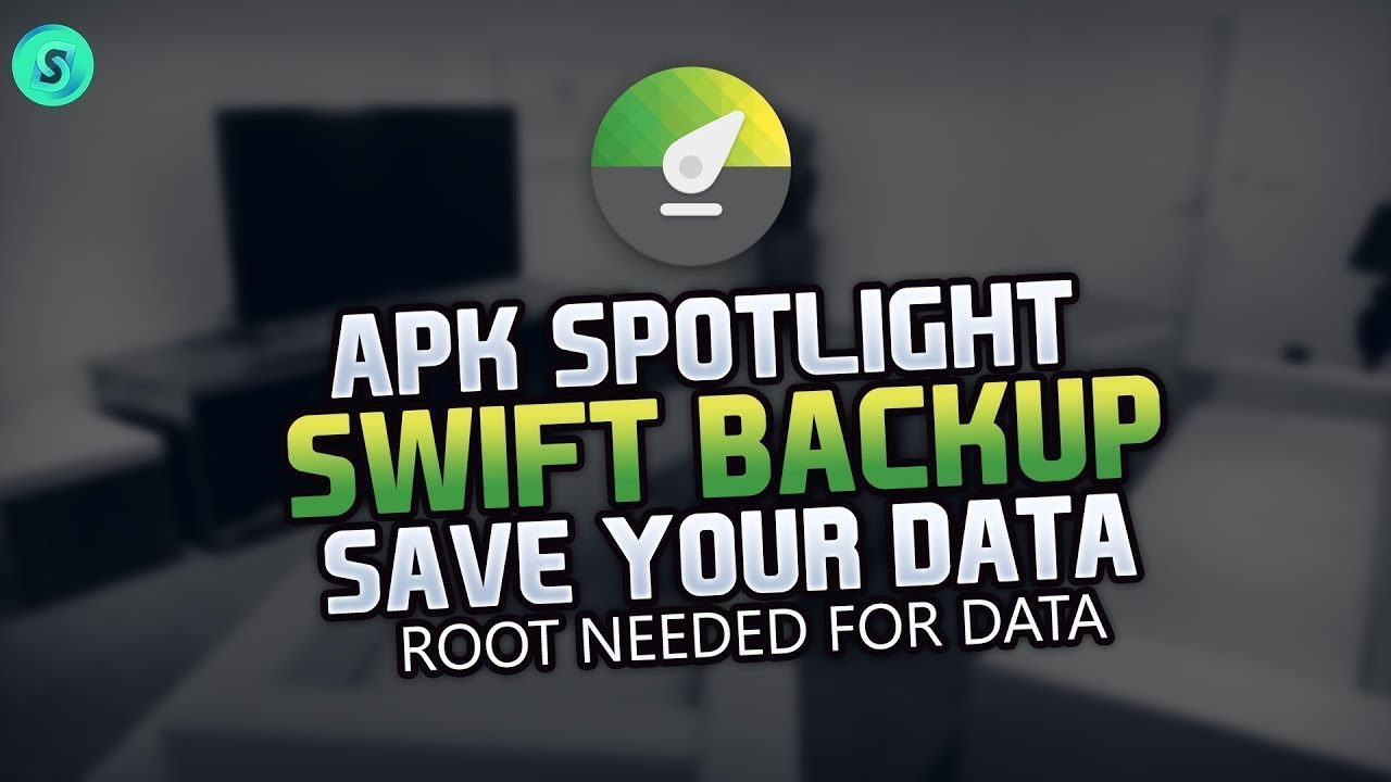 APK Spotlight – Swift Backup – Save Your Data – Backup App Data On Android – Back Up Apks  #Smartphone #Android