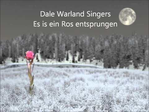 Dale Warland Singers  Es ist ein Ros entsprungen
