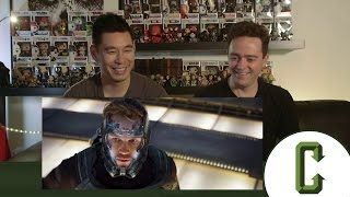 Guardians of the Galaxy Vol. 2 Teaser Trailer #1 Reaction & Review