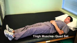 Total Joint Replacement - Upper and Lower Body Exercises