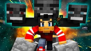 MINECRAFT - LA BATALLA CONTRA EL WITHER!! QUIEN GANARA? 😱😰 #27 - Nexxuz