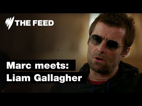 Liam Gallagher: Abusive Dad, Manchester and Music