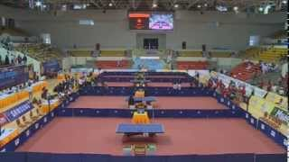 27th SEA Games (Table Tennis Men