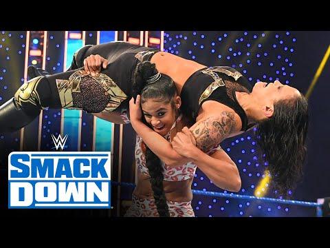 Bianca Belair vs. Shayna Baszler: SmackDown, March 5, 2021
