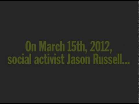 Jason Russel Arrest Interview - Invisible Children - Kony 2012