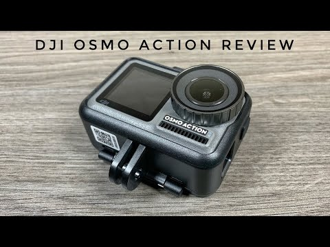 DJI Osmo Action Review and Thoughts