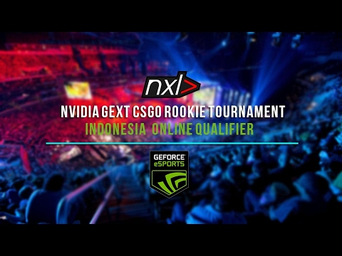 NVIDIA GEXT Rookie Tournament - iNation eSports VS Garuda eSports 2