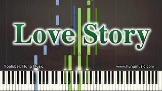 [1.11 MB] Richard Clayderman - Love Story [Hùng Music]