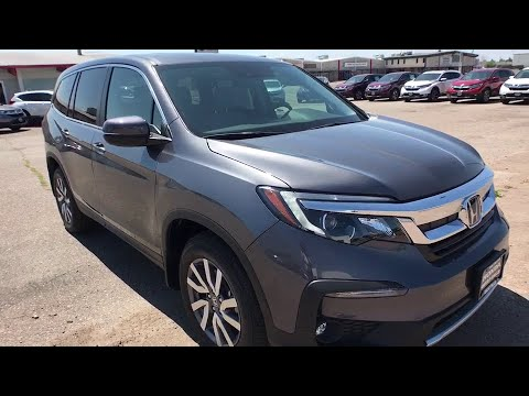 2019 Honda Pilot Great Falls, Missoula, Helena, Billings, Kalispell, MT KB091369