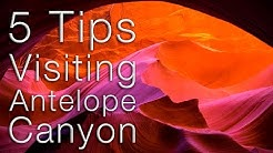 5 Important Tips for Antelope Canyon