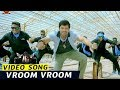 Vikram Ten Full Video Songs || Vroom Vroom  Video Song || Samantha, AR Murugadoss
