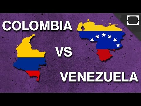 Why Do Colombia & Venezuela Hate Each Other?| International Breaking News
