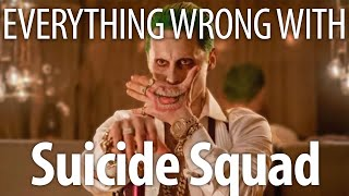 Repeat youtube video Everything Wrong With Suicide Squad In 20 Minutes Or Less