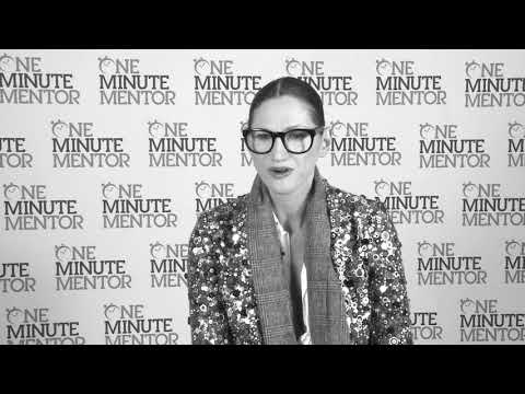 Hearst One Minute Mentor: Jenna Lyons on Conflict