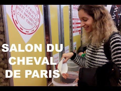 3 MINUTES AVEC NOUS AU SALON DU CHEVAL DE PARIS !