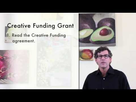 4 Simple Steps to Apply for a Grant with Creative Funding for Artists
