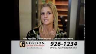 18-Wheeler Accident Attorney - Gordon McKernan Injury Attorneys | Get Gordon! Get it Done!