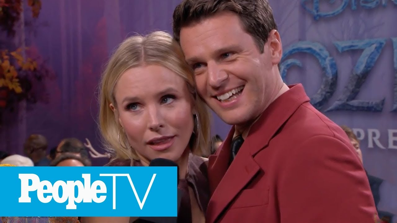 Kristen Bell On How Husband Dax Is Like Her 'Frozen ...Kristen Bell And Jonathan Groff