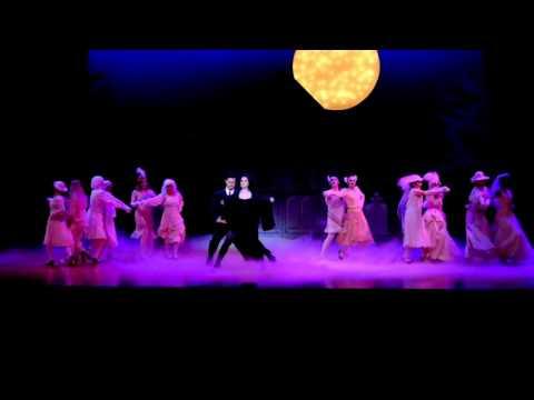 Vernon Hills High School Addams Family (snippet) Morticia Gomez Tango
