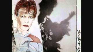 David Bowie ~ Scary Monsters(And Super Creeps)~Acoustic Version