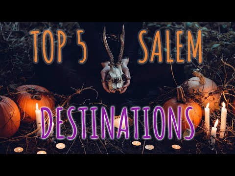 Top 5 Things To Do In Salem Ma
