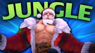 ♥ JUNGLE BRAUM - CHRISTMAS SPECIAL - Sp4zie