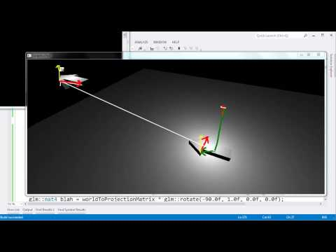 OpenGL Light Vertex Position