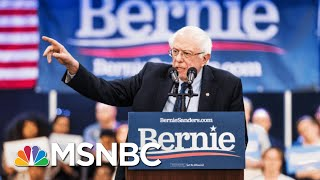 Why Bernie Sanders And His Message Resonates With Younger Voters | The 11th Hour | MSNBC