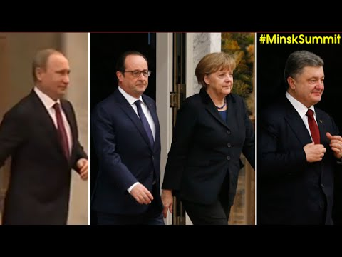 """Normandy format"" Ukraine peace talks 