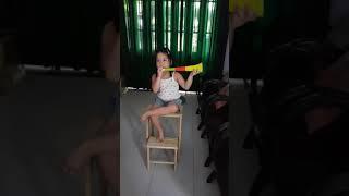 Lavie luyện kèn cổ vũ đội tuyển U23 Việt Nam
