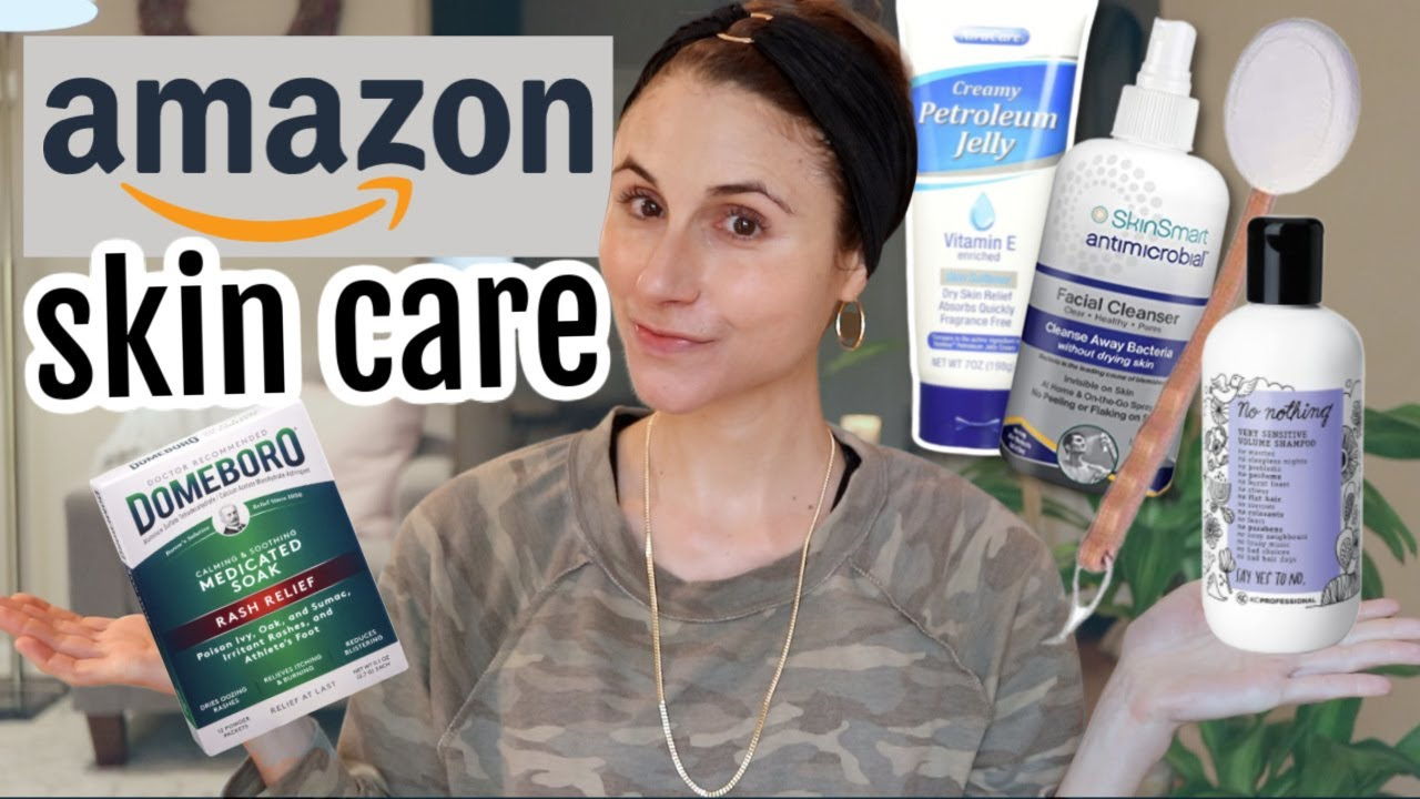 Download Amazon skin care MUST haves| Dr Dray