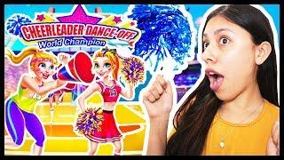 CHEERLEADER DANCE OFF! - Cheerleader Superstar: World Championship ( App Game )