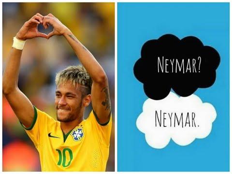 Neymar, je t'aime ♥