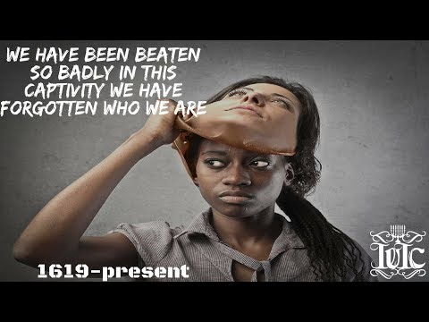 The Israelites: We Have Been Beaten So Badly In This Captivity We Have Forgotten Who We Are