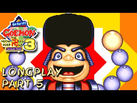 Ganbare Goemon 3 (English) (SNES) Longplay - Impact / Bismal Mecha (Part 5 Of 19)