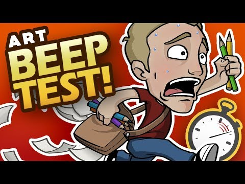 ART BEEP TEST!