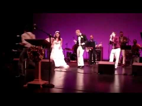 Howard / Rajotte Wedding - Bridalmaiden - Loving Cup