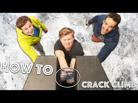 HOW TO CRACK CLIMB - WIDE BOYZ | #152