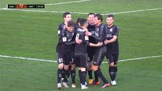 Саммари матча «КАМАЗ» 1:2 «Акрон»