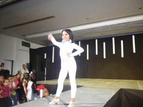 Presentacion De FLAVIA HERRERA MINI SUPREME MODEL  VENEZUELA 2018
