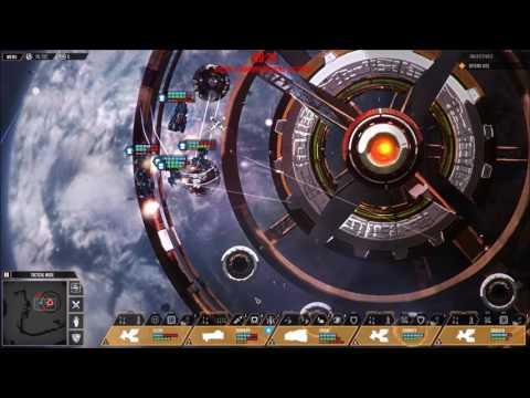 Distant Star Revenant Fleet final boss battle |