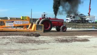 Traktorpulling i Roma på Gotland 19 juli 2014 del 6