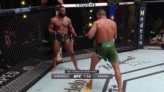 Лучшие моменты UFC: Вудли vs Бернс
