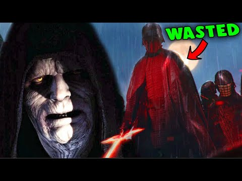 10 Disgraceful Letdowns in Rise of Skywalker | Star Wars Explained